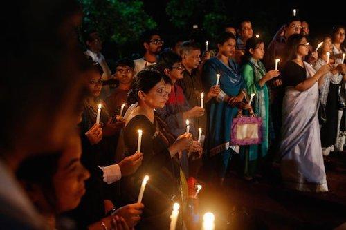 Bangladeshcandlelightvigildhakaattack