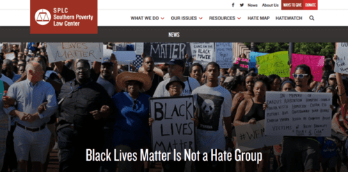 Black lives matter is not a hate group southern poverty law center   2016 07 29 00.59.55