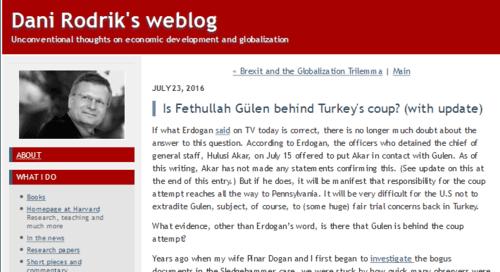Dani rodrik s weblog is fethullah gülen behind turkey s coup with update   2016 07 25 11.23.20