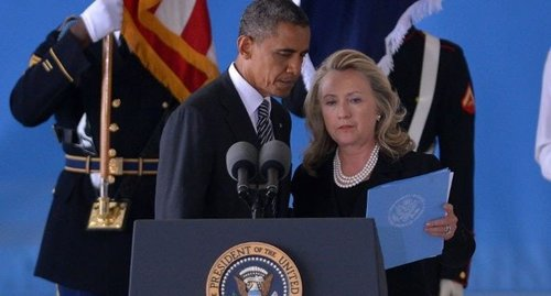 Obama and hillary clinton afp 800x430