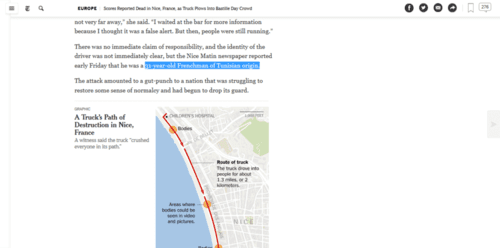 Scores reported dead in nice france as truck plows into bastille day crowd   the new york times   2016 07 14 23.43.51