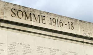 Somme-Memorial