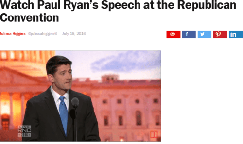 Watch paul ryan's speech at the republican convention time   2016 07 20 13.35.27