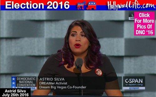 Astrid silva gives powerful speech cfmp lead