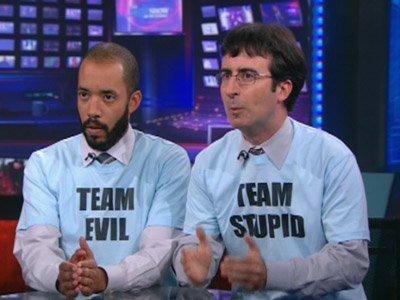 Stupid or evil