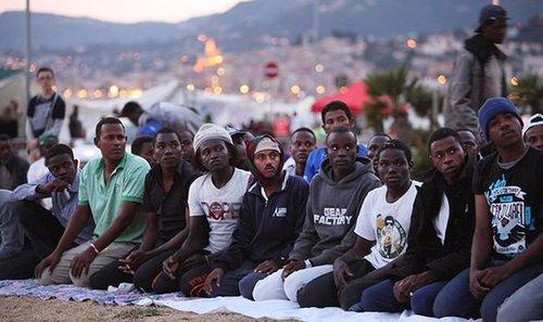 Express migrants 621777