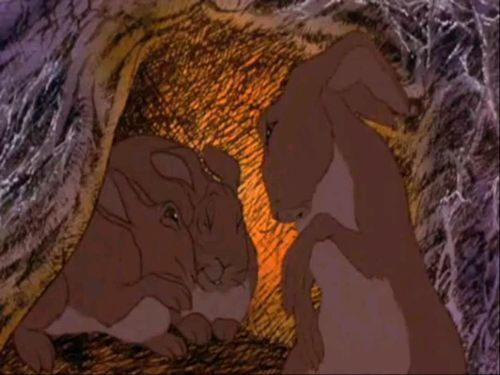 Great burrow