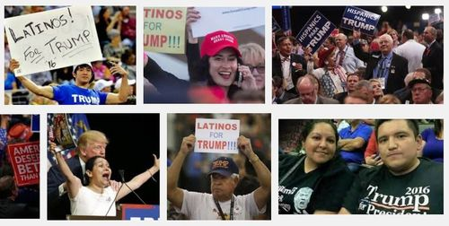 Image result for minorities for Trump