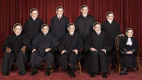 Supreme court us rgb
