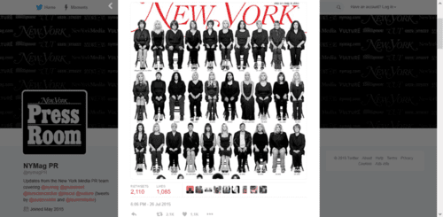 Nymag pr on twitter 35 women tell their stories of being assaulted by bill cosby. a project 6 months in the making t.co c5ussu3ocj t.co eyfatmqf5b   2016 09 09 21.14.41