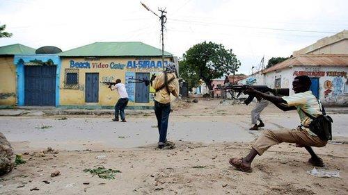 Somaliamogadishual shebaabfighters