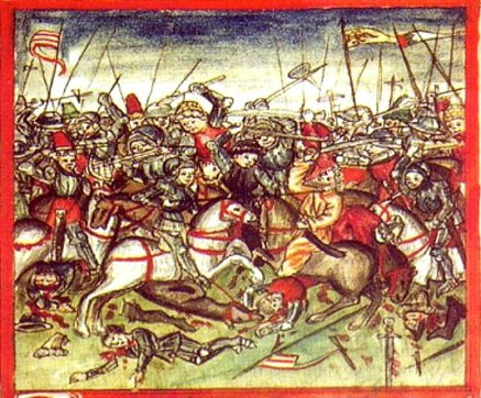 Battle lechfeld