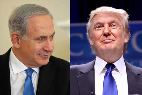 Benjamin netanyahu donald trump jw.feature 580x320