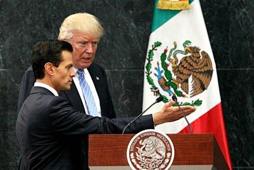 Trump epn mexico 8001
