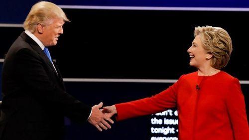 Trumpclintondebate