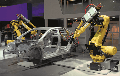 Hyundaiweldingrobottradeshow