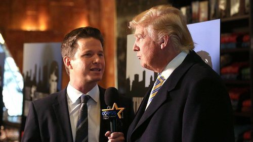 Billy bush and donald trump   celebrity apprentice event   getty   h   2016