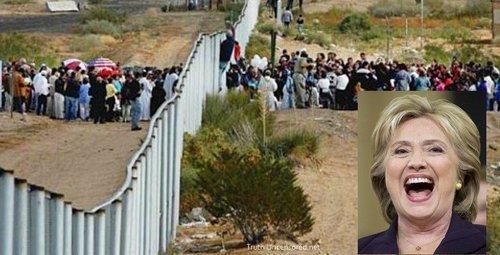 Isis threatens texas border
