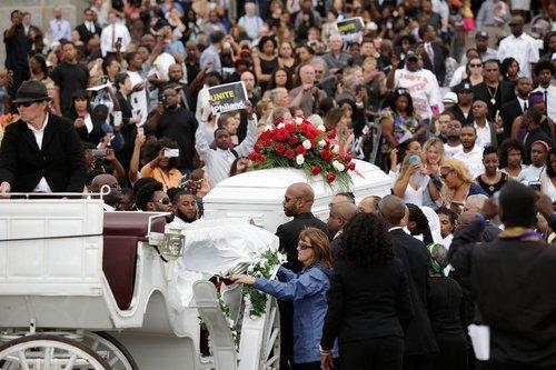 Philando castile funeral in july