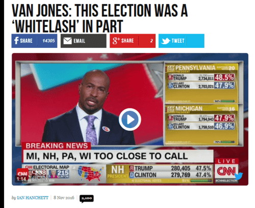 Van jones this election was a whitelash in part   breitbart   2016 11 09 10.39.29