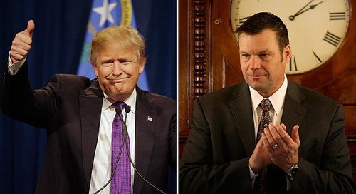 Kris kobach ready to get new immigration plan started