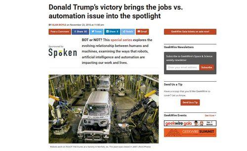 Trumpautomation