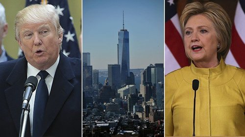 Trumphillarynewyork