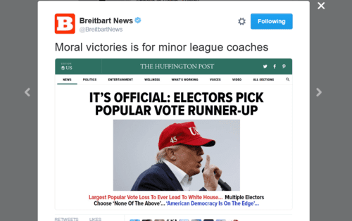 Breitbart news on twitter moral victories is for minor league coaches t.co cozpkmhbla   2016 12 20 00.06.51