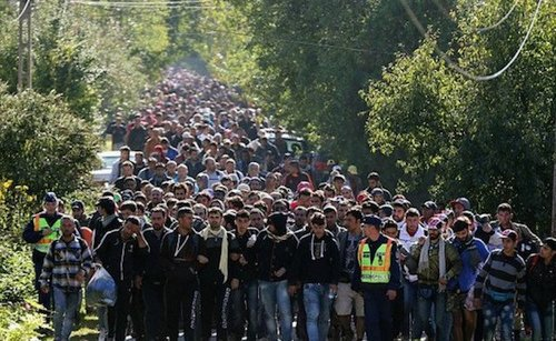 Europemuslimmigranthordes