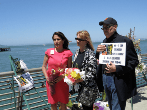 Sanfranciscosanctuaryprotestespinozahvidstonoltman