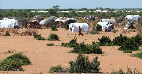 Dadaabrefugeecamp