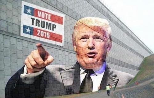Trump border wall 0