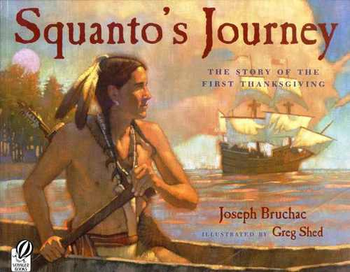 Thanksgiving books for kids native perspective squantos journey zpstjcjvycr