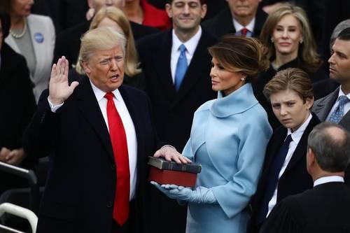 Trumptakestheoath