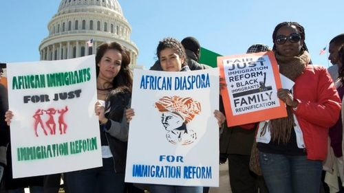 African us immigrants