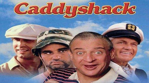 Caddyshack movie poster 0