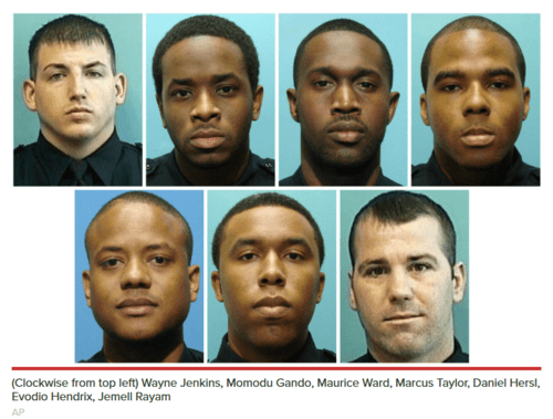 Page shot 2017 3 3 cops accused of mob style shakedowns in stunning indictment
