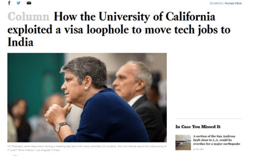 Page shot 2017 3 7 how the university of california exploited a visa loophole to move tech jobs to india