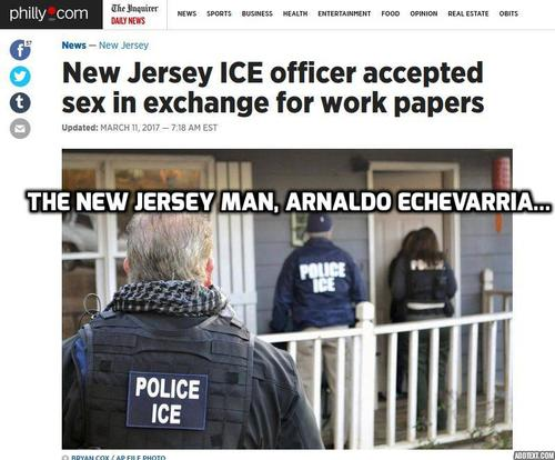 The new jersey man arnaldo echevarria