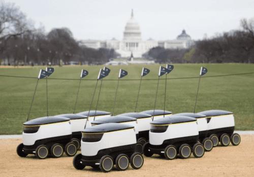 Washingtonrobotdeliveryfleet