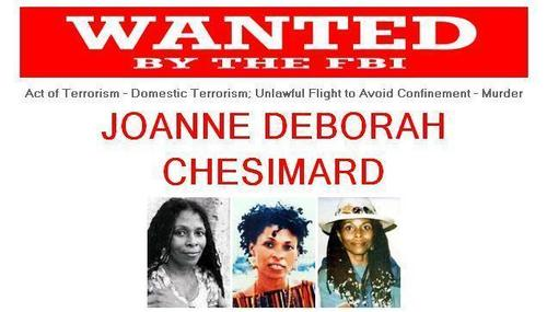 Joanne chesimard fbi wanted ee826ce58ce0f12a1