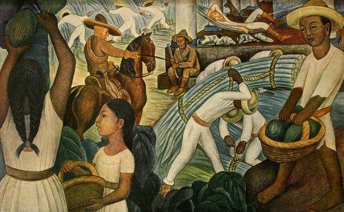 Rivera sugar cane