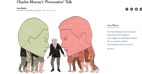 Charles murray's 'provocative' talk   the new york times   2017 04 16 08.38.18