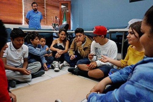 Tijuanaschooldeportedkids