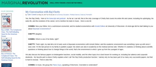 My conversation with raj chetty   marginal revolution   2017 05 24 19.33.33