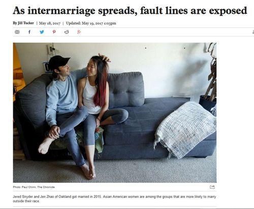Interracial marriage website