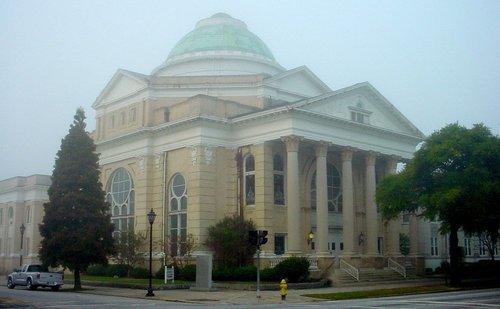 Augusta georgia first baptist church