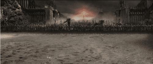 Armies of sauron