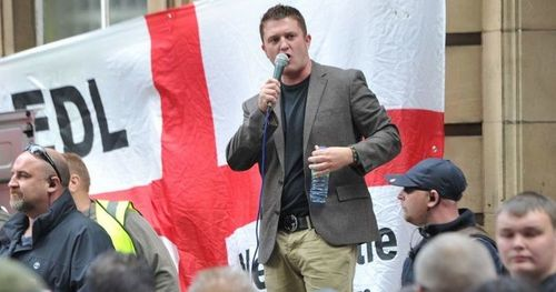Edl tommy robinson