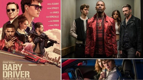 Baby driver poster large 1280